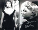 Barbara Shelley  Hand signed autograph (64)